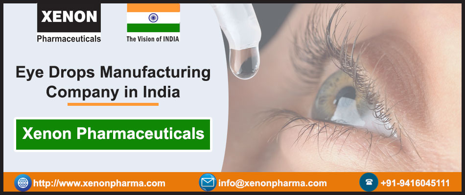 How to start a business with only Eye Drops Manufacturing Company | Xenon Pharmaceuticals
